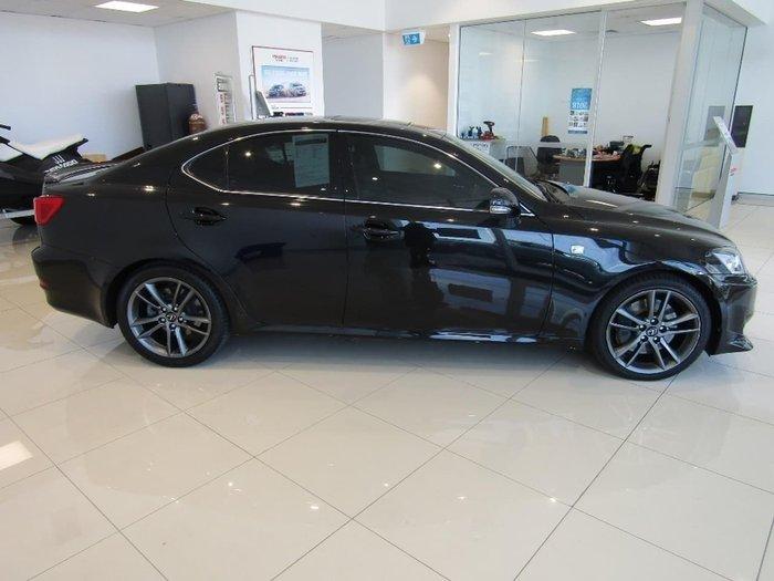 2011 Lexus Is350 F GSE21R Black