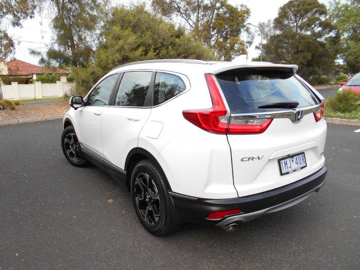 2018 Honda CR-V VTi-S RW MY18 White