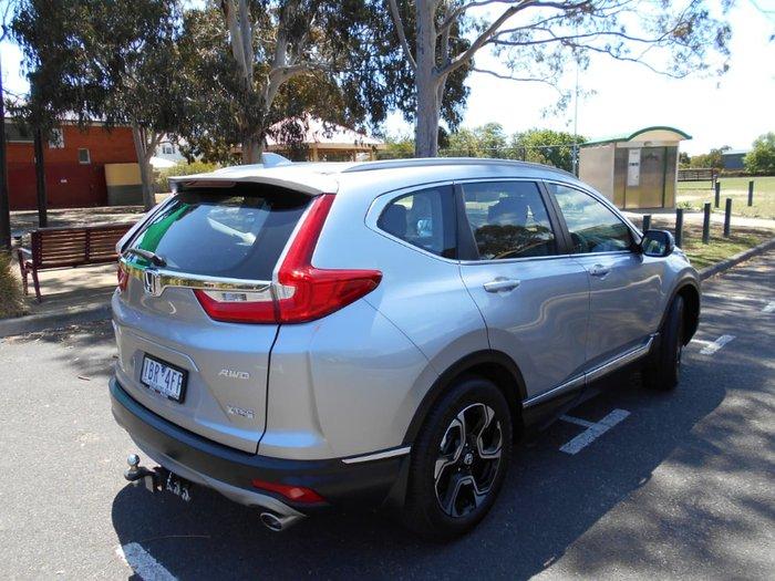2018 Honda CR-V VTi-S RW MY18 4X4 On Demand Silver