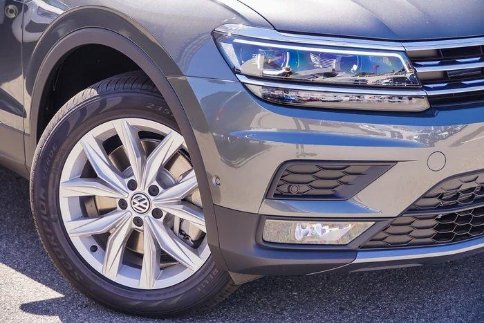 2018 Volkswagen Tiguan 132TSI Comfortline 5N MY19 Grey