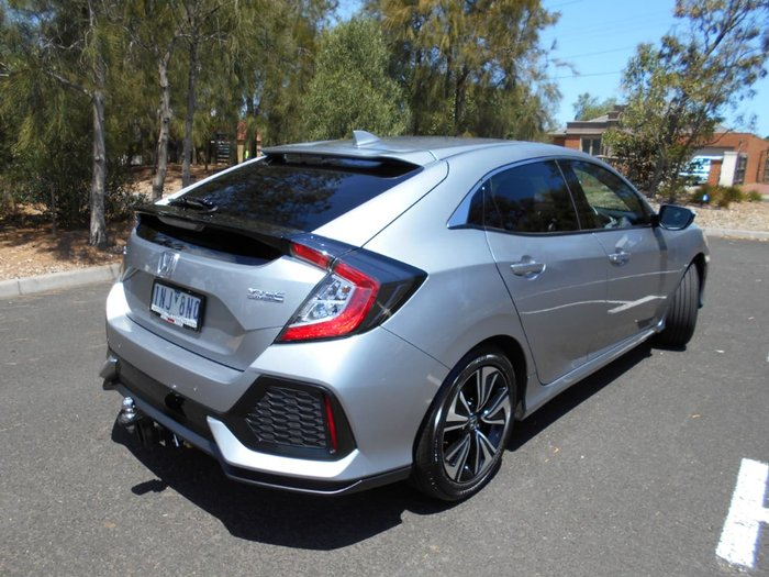 2018 Honda Civic VTi-L 10th Gen MY18 Silver