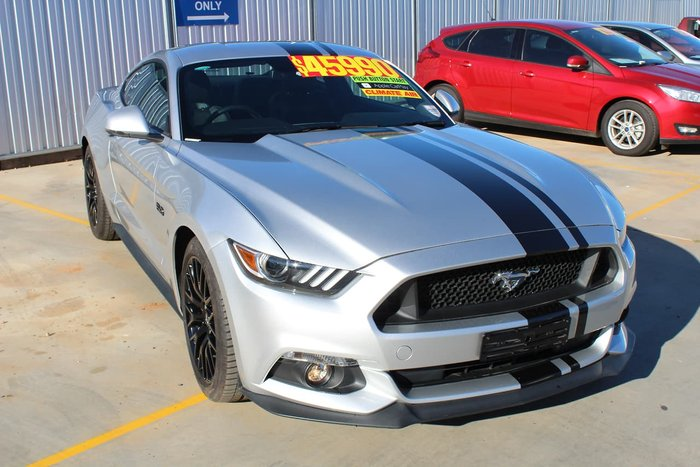 2016 Ford Mustang GT FM Silver