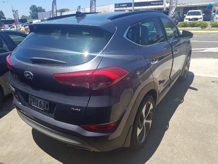 2016 Hyundai Tucson Highlander TLe 4X4 On Demand Grey