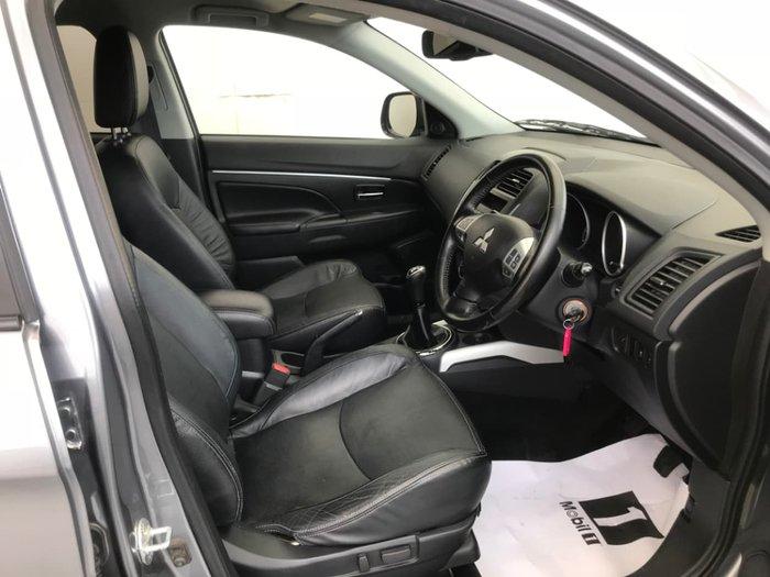 2011 Mitsubishi ASX 30th Anniversary XA MY12 Grey