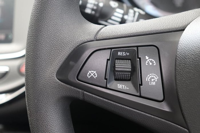 2016 Holden Astra R BK MY17 Silver