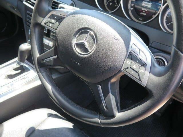 2012 Mercedes-Benz C200 CDI