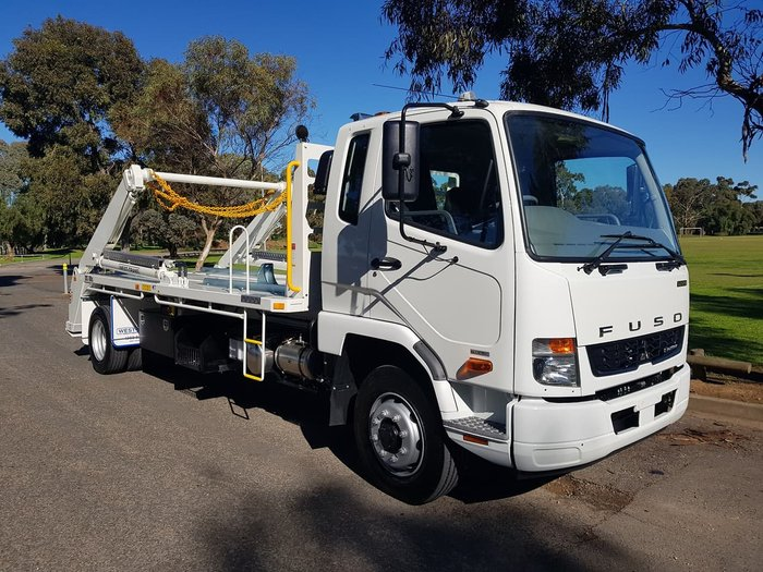 2019 FUSO FIGHTER 1224 null null WHITE