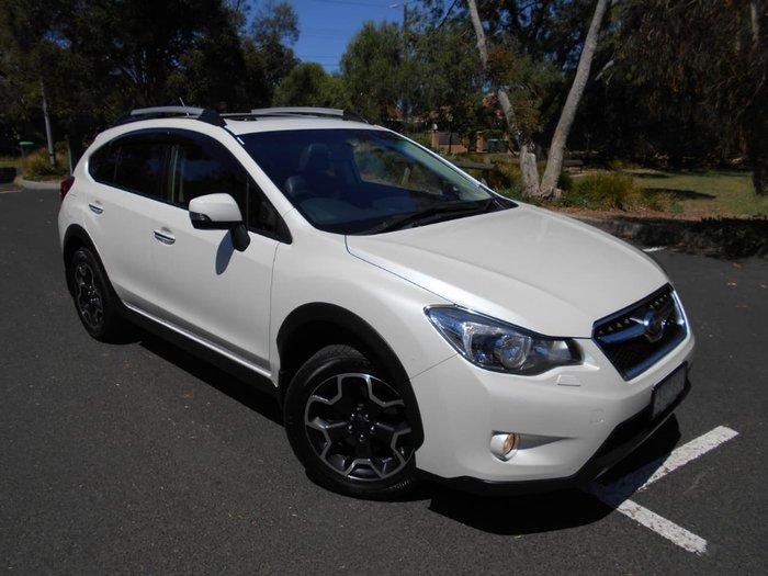 2013 Subaru XV 2.0i-S G4X MY14 White