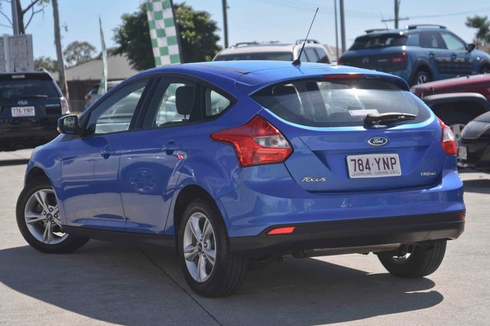 2012 Ford Focus Trend LW MKII Blue
