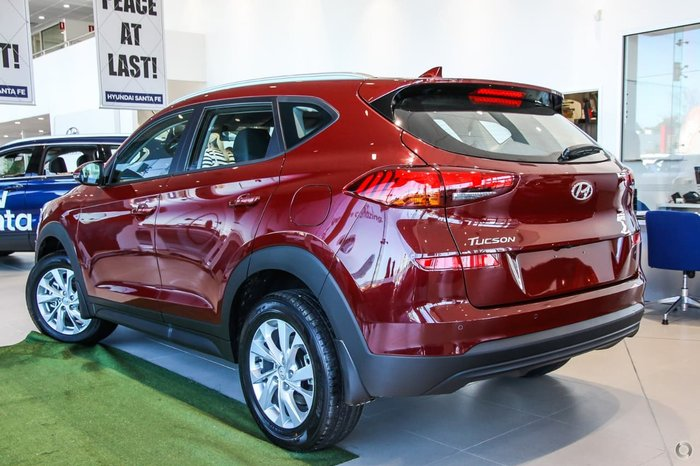 2018 Hyundai Tucson Active X TL3 MY19 Red