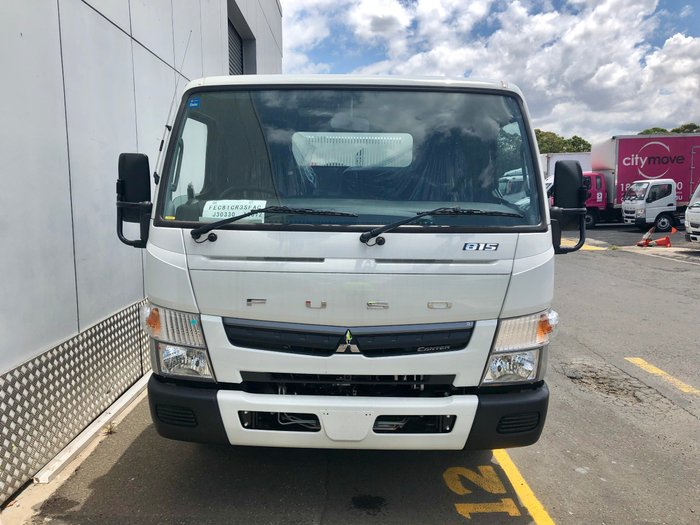 2018 Fuso Canter 815 FEC81CR3SFAC815 White