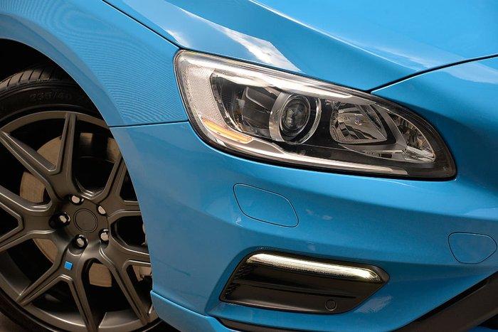 2014 Volvo S60 Polestar MY14 Blue