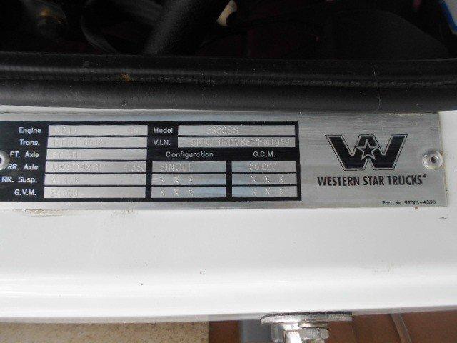 2013 Western Star 5800SS daycab