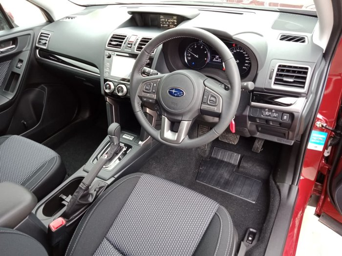 2018 Subaru Forester 2.0D-L S4 MY18 Red