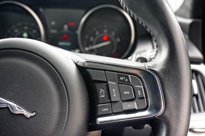 2017 Jaguar E-PACE P250 R-Dynamic First Edition X540 MY18 4X4 On Demand Black