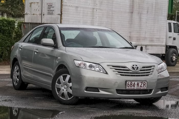 2008 Toyota Camry Altise ACV40R Silver