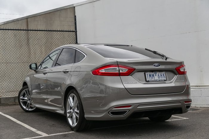 2018 Ford Mondeo Titanium MD MY18.25 Grey