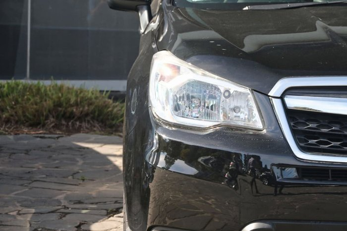 2013 Subaru Forester 2.5i-L S4 MY13 Black