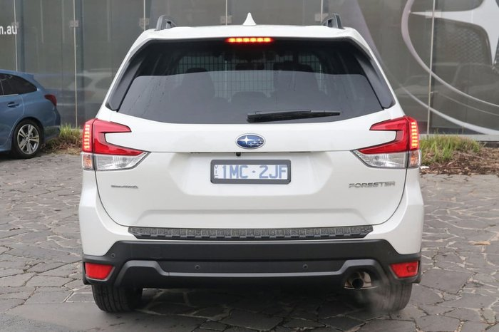 2018 Subaru Forester 2.5i-L S5 MY19 White