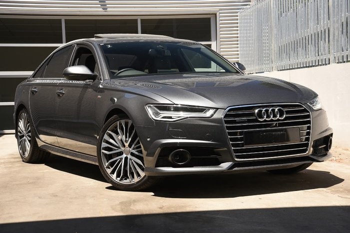 2017 Audi A6 Bi-Turbo C7 MY17 Grey