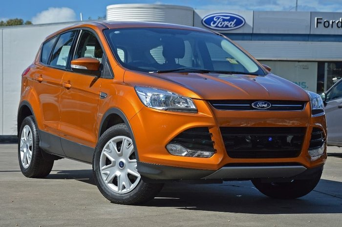 2015 Ford Kuga Ambiente TF MkII MY16 Gold