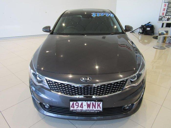 2016 Kia Optima SI JF MY16 Grey