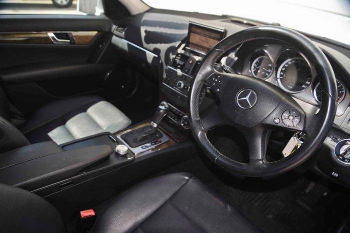 2010 Mercedes-Benz C250 CGI Avantgarde W204 MY10 Silver