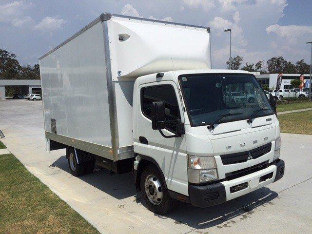 2016 Mitsubishi Canter 815 Wide White