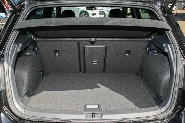 2018 Volkswagen Golf R Special Edition 7.5 MY19 DEEP BLACK