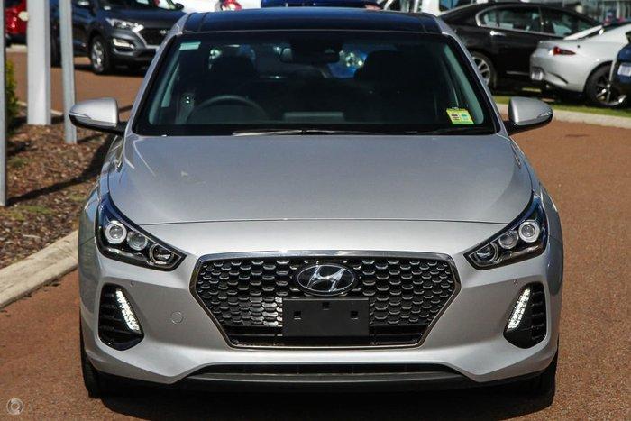 2018 Hyundai i30 Premium PD2 MY18 Silver