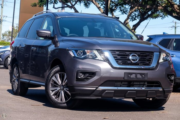 2018 Nissan Pathfinder ST R52 Series II MY17 Grey