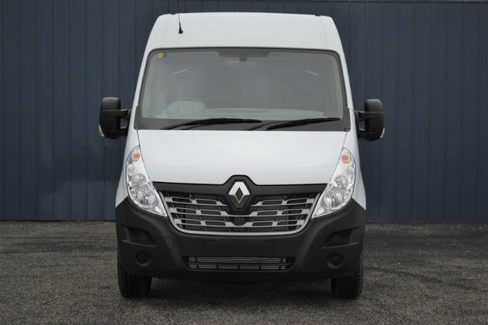 2018 Renault Master MID ROOF MEDIUM WHEE X62 WHITE