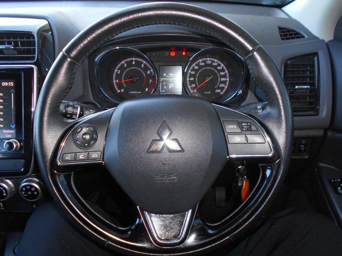 2019 Mitsubishi ASX ES XD MY20 GREY