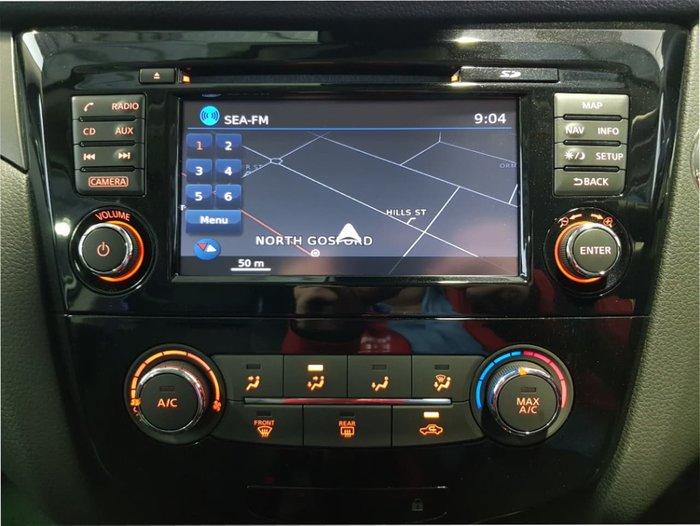 2018 Nissan QASHQAI ST-L J11 Series 2 Grey