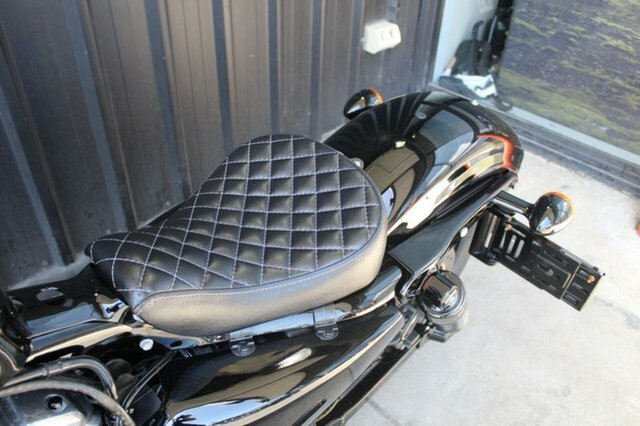2014 Harley-davidson XL1200X FORTY EIGHT Black
