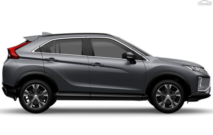 2018 Mitsubishi Eclipse Cross ES YA MY18 Grey