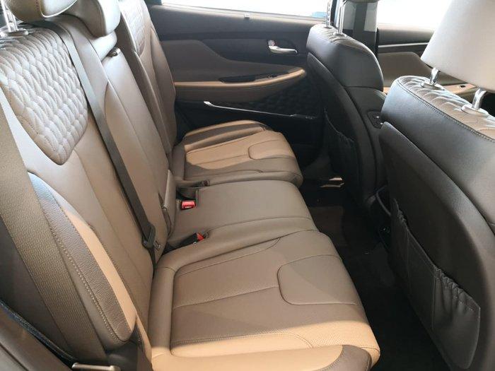 2018 Hyundai Santa Fe Elite TM MY19 4X4 On Demand Black