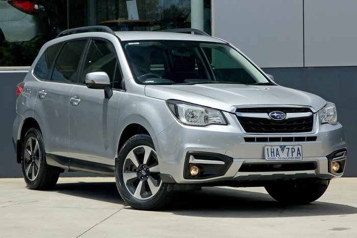 2016 Subaru Forester 2.0D-L S4 MY16 Silver