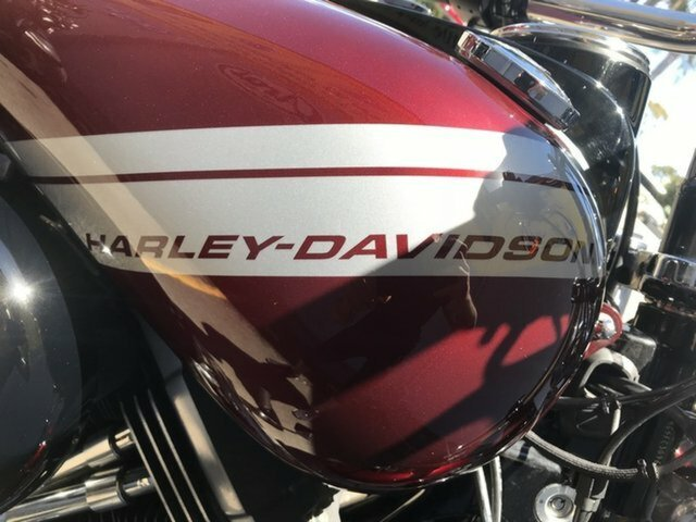 2015 HARLEY-DAVIDSON FXDF FAT BOB Red