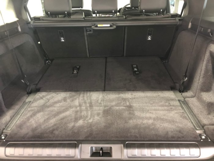 2018 Land Rover Discovery TD4 HSE Series 5 MY18 Silver