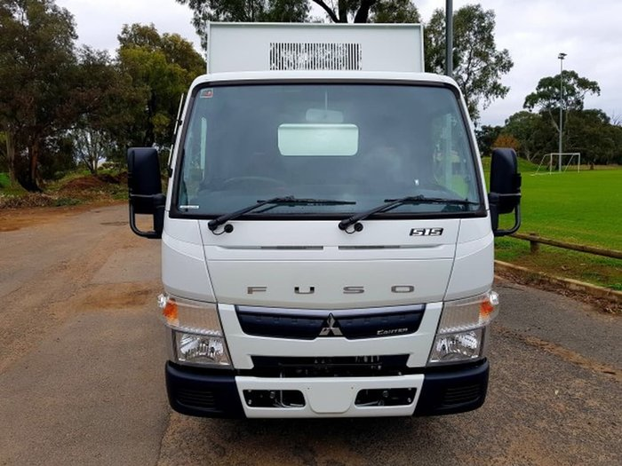 2018 FUSO CANTER 515 NARROW null null White