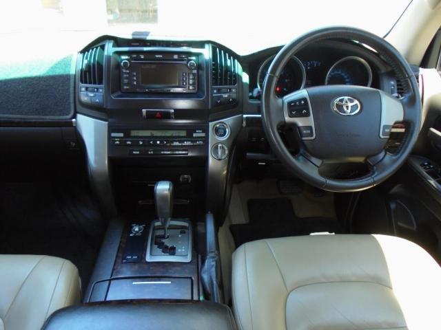 2011 Toyota Landcruiser
