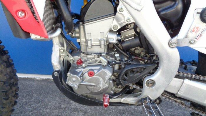2017 Honda CRF250R TRANIST