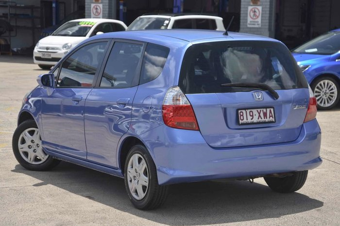 2006 Honda Jazz VTi GD MY05 Blue