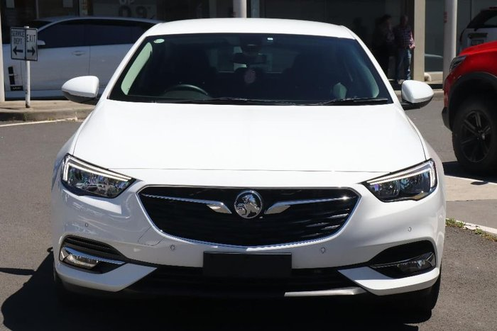 2018 Holden Calais ZB MY18 White