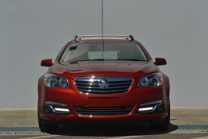 2015 Holden Calais V VF MY15 SOME LIKE IT HOT