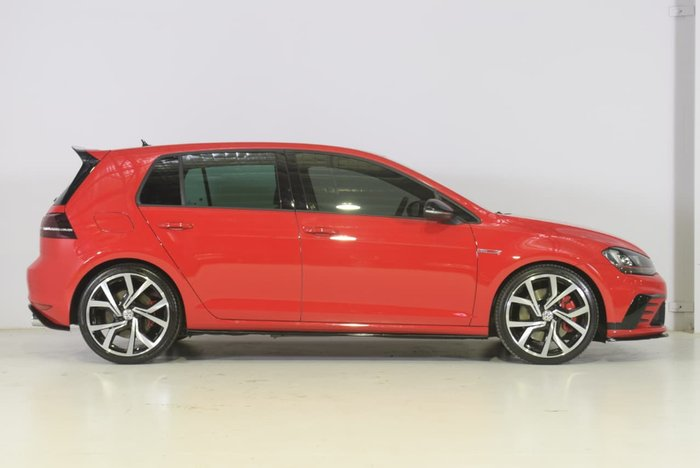 2016 Volkswagen Golf GTI 40 Years 7 MY16 Red