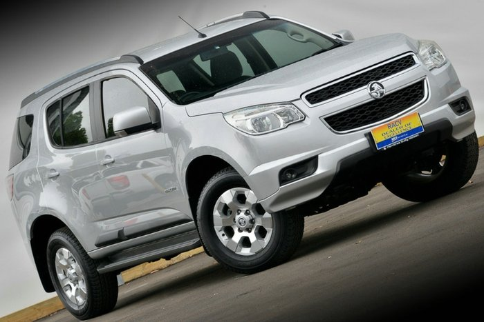 2013 Holden Colorado 7 LT RG MY13 4X4 Dual Range NITRATE/