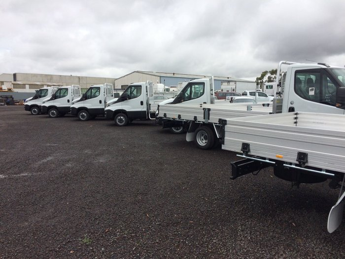 2019 Iveco Daily 45C17 45C17A8