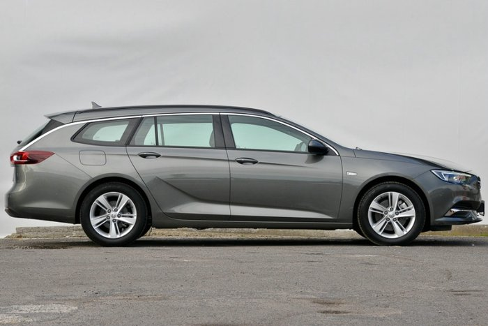 2017 Holden Commodore LT ZB MY18 COSMIC GREY
